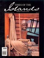 Times of the Islands Magazine - Premiere Issue 1996