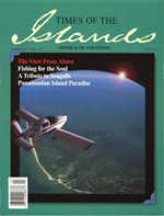 Times of the Islands Magazine - Summer 1997