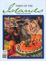 Times of the Islands Magazine - Winter 1997-1998