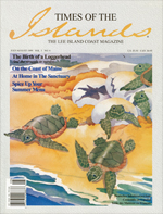Times of the Islands Magazine - Jul-Aug 1999
