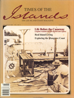 Times of the Islands Magazine - Jul-Aug 2001