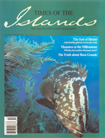Times of the Islands Magazine - Jan-Feb 2001