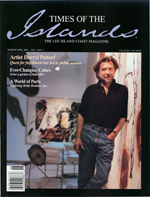 Times of the Islands Magazine - Mar-Apr 2001