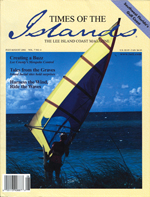 Times of the Islands Magazine - Jul-Aug 2002