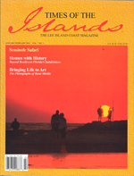 Times of the Islands Magazine - Jan-Feb 2002