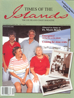 Times of the Islands Magazine - Nov-Dec 2002