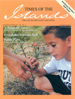 Times of the Islands Magazine - Sep-Oct 2002