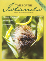 Times of the Islands Magazine - Jan-Feb 2003