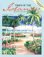 Times of the Islands Magazine - Mar-Apr 2003