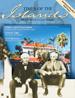 Times of the Islands Magazine - Nov-Dec 2003