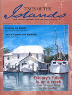 Times of the Islands Magazine - Jul-Aug 2004