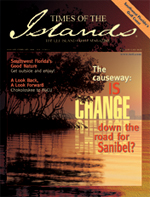 Times of the Islands Magazine - Jan-Feb 2004
