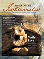 Times of the Islands Magazine - May-Jun 2004