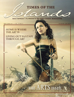 Times of the Islands Magazine - May-Jun-2011