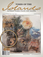 Times of the Islands Magazine - Jan-Feb-2012
